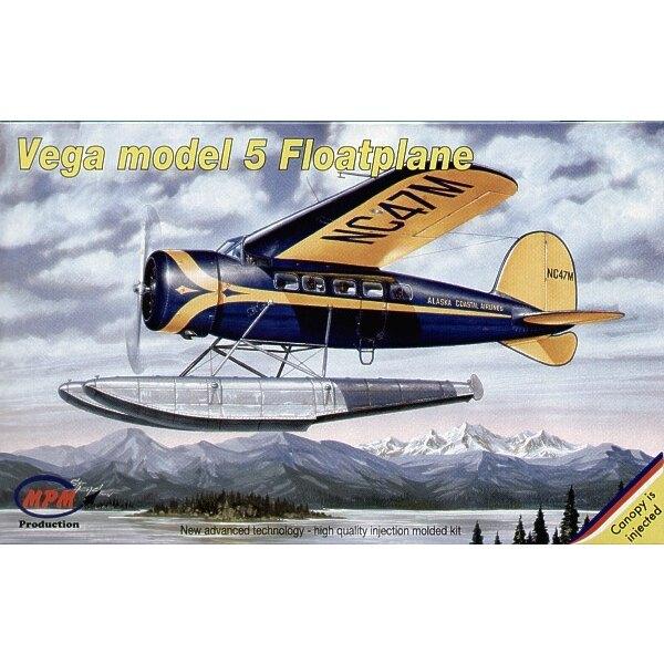 Bootflugzeug Lockheed Vega