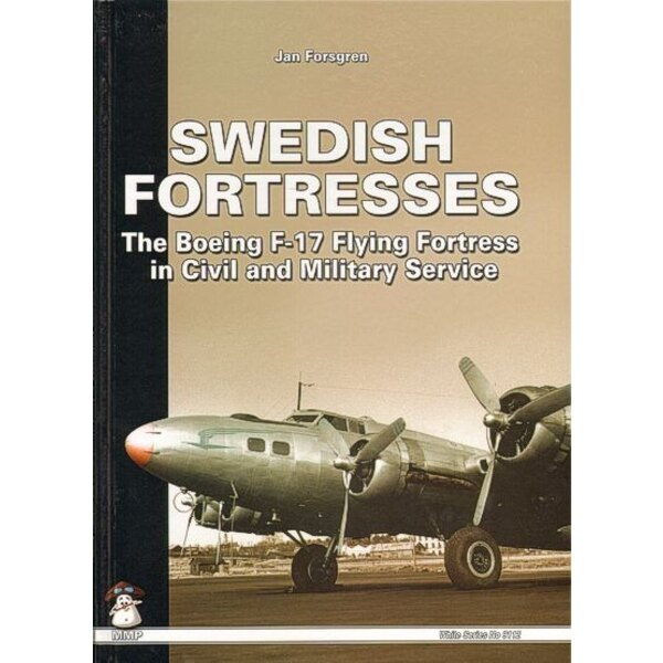 Buch Swedish Fortresses The Boeing F-17 Flying Fortress in Civil and Military Service with colour profiles of the colour schemes