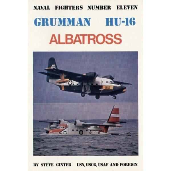 Buch Grumman HU-16 Albatross 74 pages