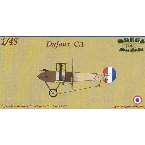 Dufaux C.1. Abziehbilder Frankreich