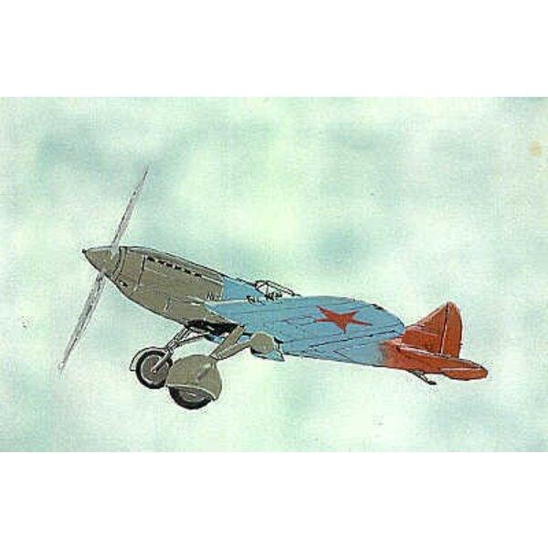 Polikarpov CKB-19 (I-17) 1937