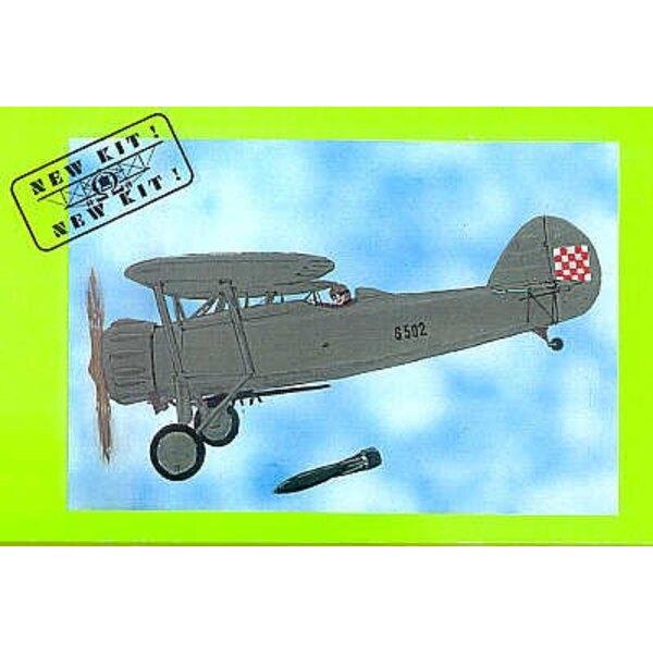 Rogozarski R-10 1937