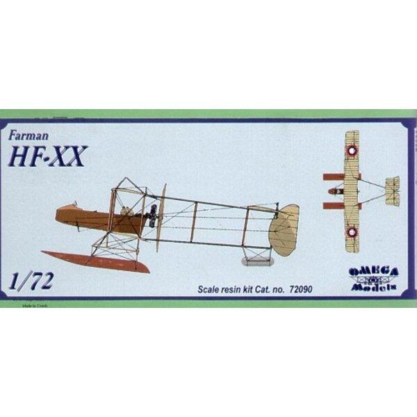 Bootflugzeug Farman HF-XX 1915