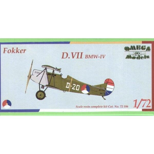 Fokker D.VII BMW IV