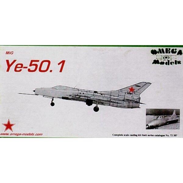 MiG Sie 50.1. Abziehbilder Russland