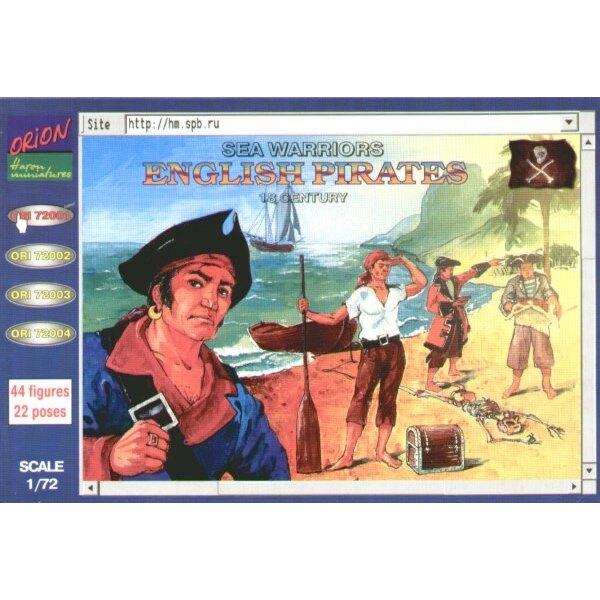 Englische Piraten