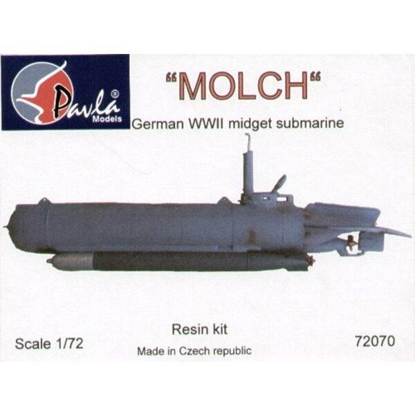 MOLC H deutsches 2WK-Miniaturunterseeboot (Unterseeboote)