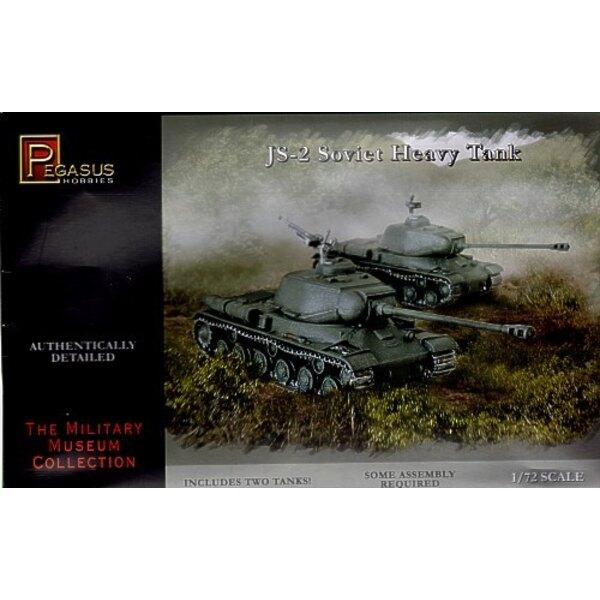 JS-2 sowjetischer Schwerer Panzer