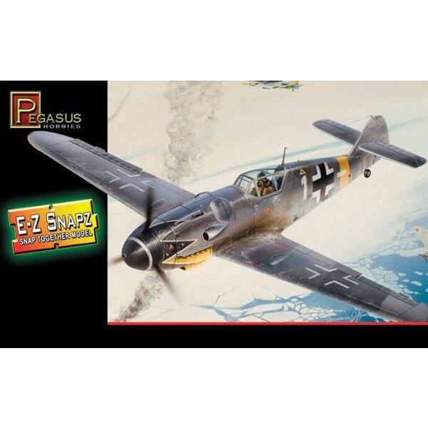 Messerschmitt Bf 109G-6 (Schnappen zusammen)