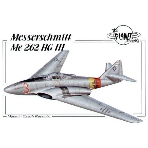 Messerschmitt Me 262 HGIII