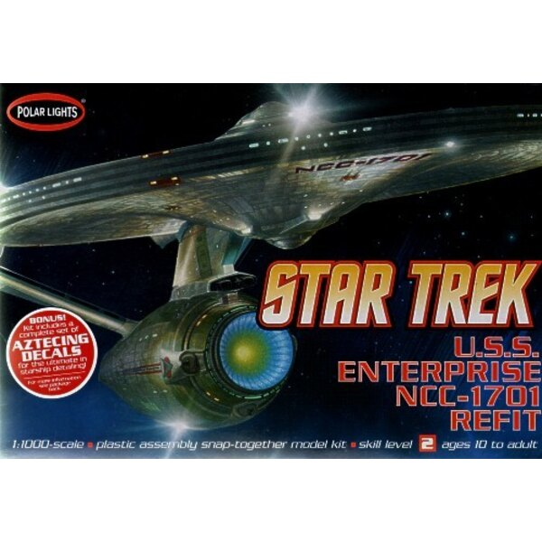 USS Enterprise NCC-1701-A from Star Trek