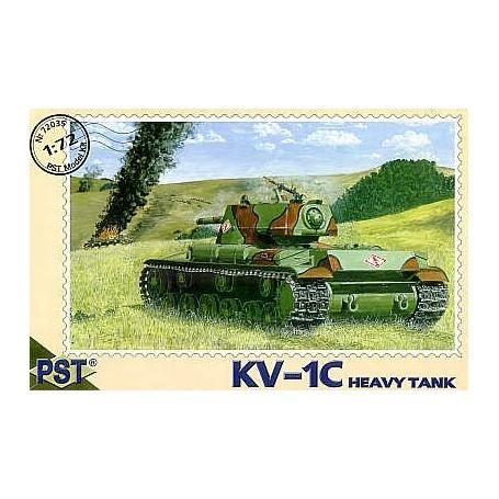 KV-1C sowjetischer schwerer Panzer