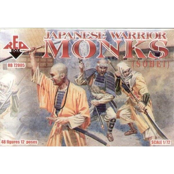 Japanischer Krieger Monk s