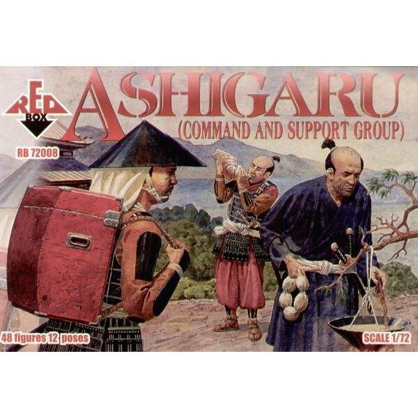 Ashigaru Befehl und Unterstützungsgruppe