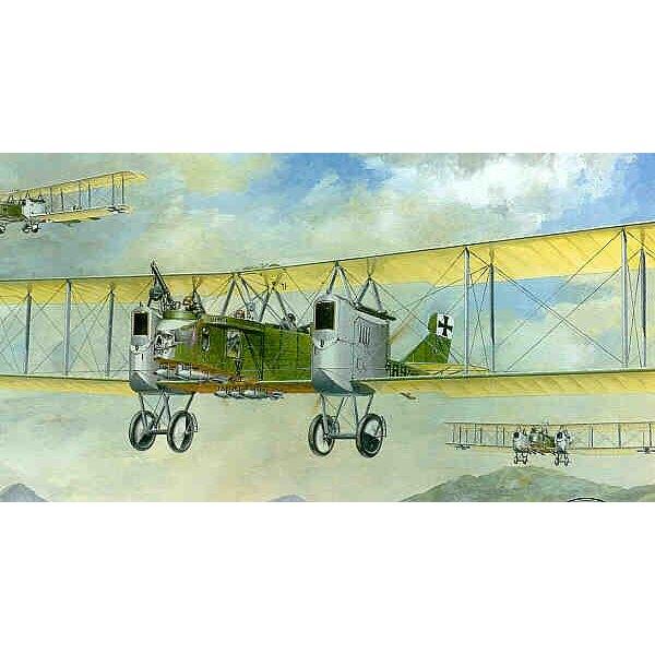 Gotha G.II/G.III Bomber