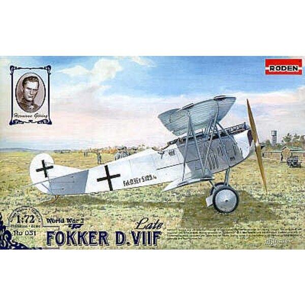 Fokker D.VIIF Spät
