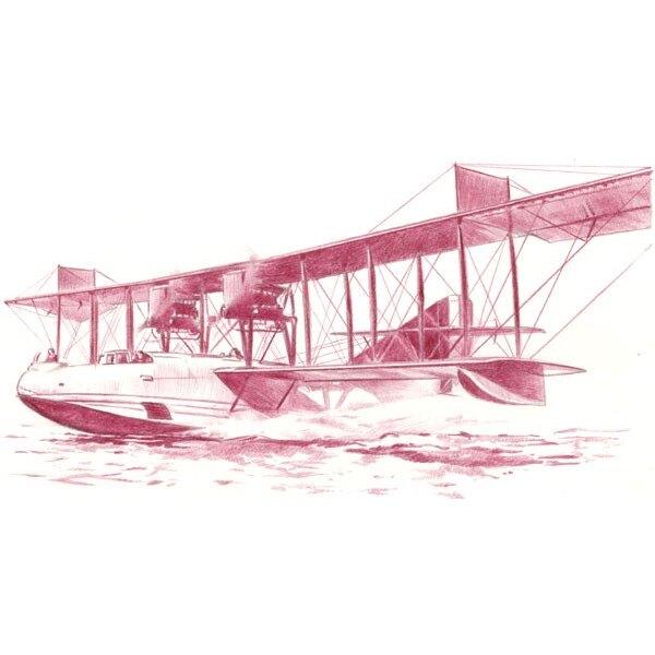Curtiss H-16