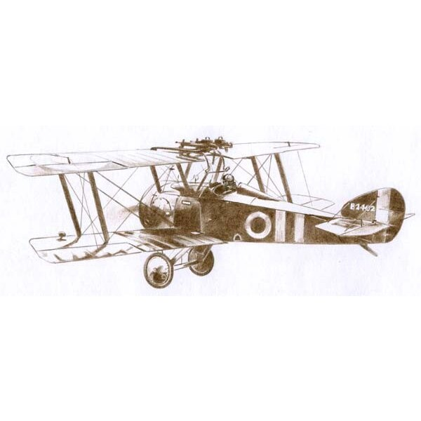 Sopwith Camel 'Comic Fighter'