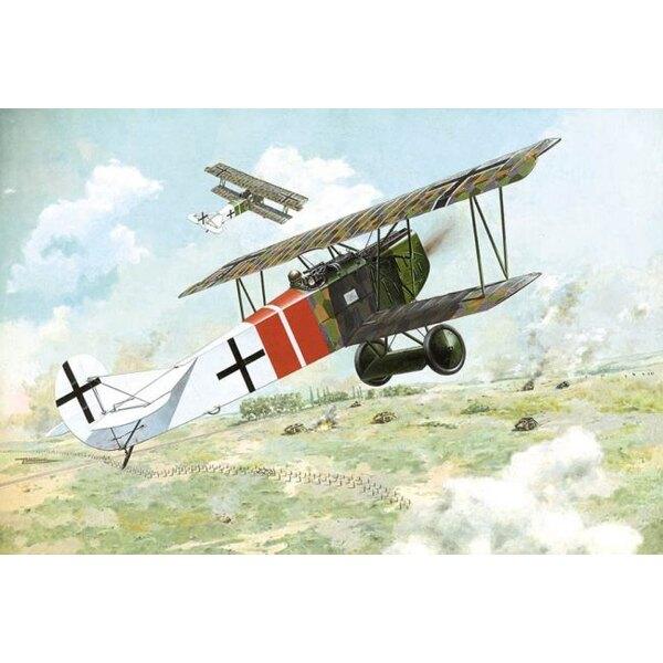 Fokker D.VII Albe (spät)