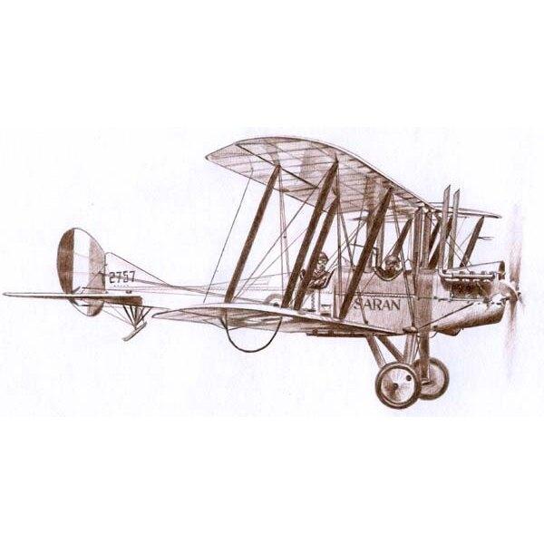 RAF BE.2C