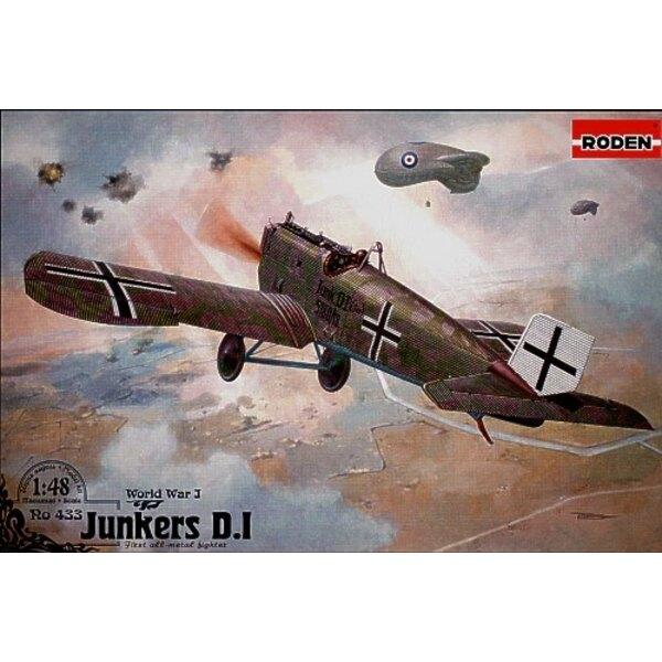 Junkers D.I frühe Version