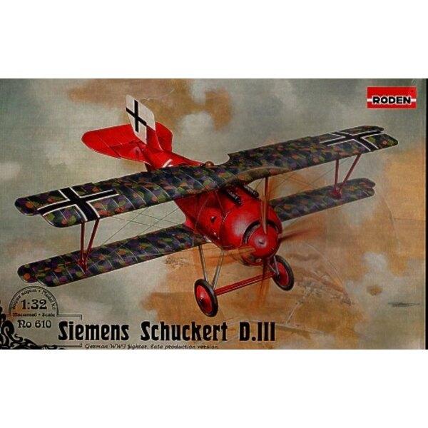 Siemens Schuckert D.III