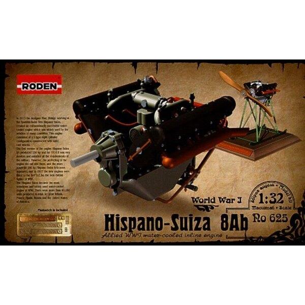 Hispano-Suiza 8Ab