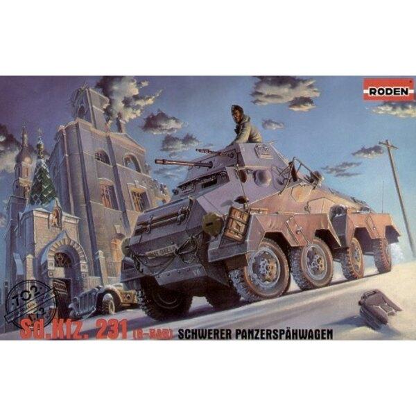 Sd. Kfz.231 (8-Rad) Schwerer Panzerspähwagen