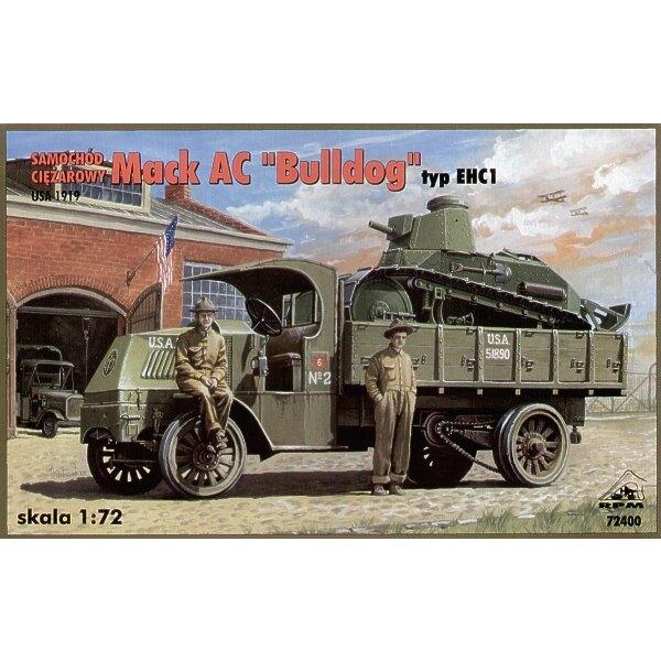 Mack AC Bulldog Lastwagen-Typ EHC1