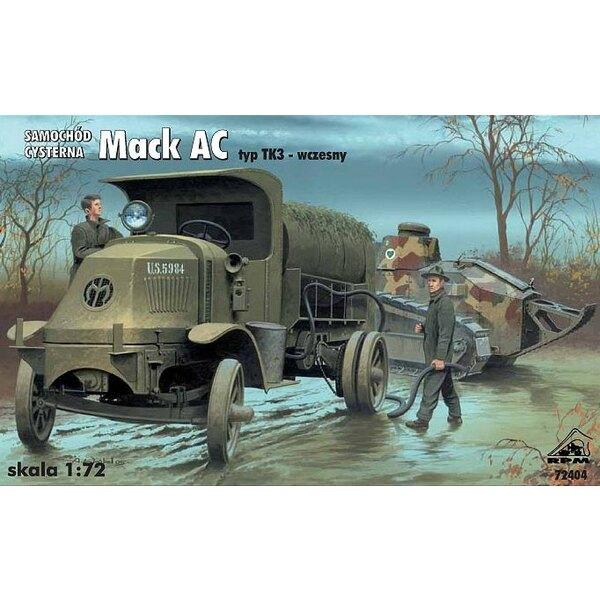 Kraftstofflastwagen-Typ TK3 von Mack AC frühe Version