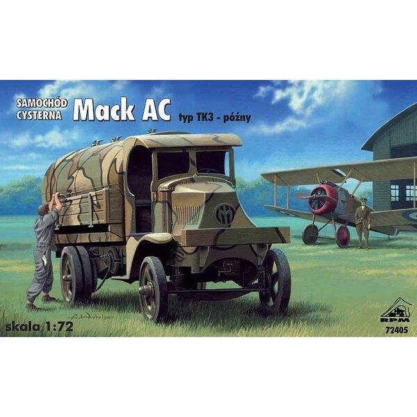 Kraftstofflastwagen-Typ TK3 von Mack AC späte Version