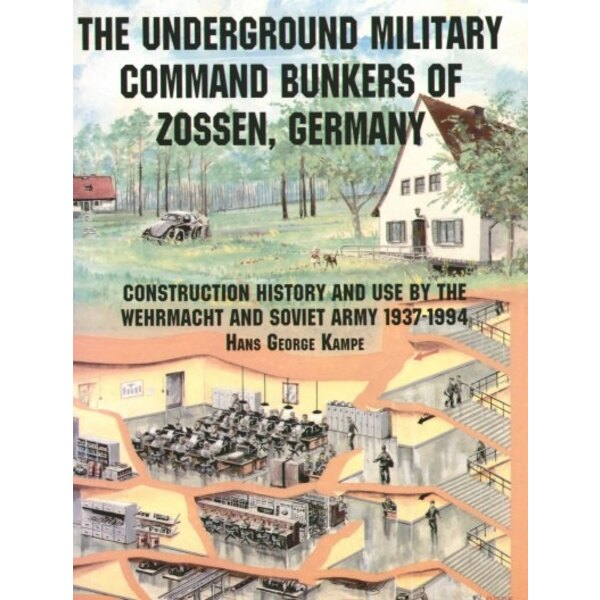 The Underground Military Bunkers of Zossen Germany