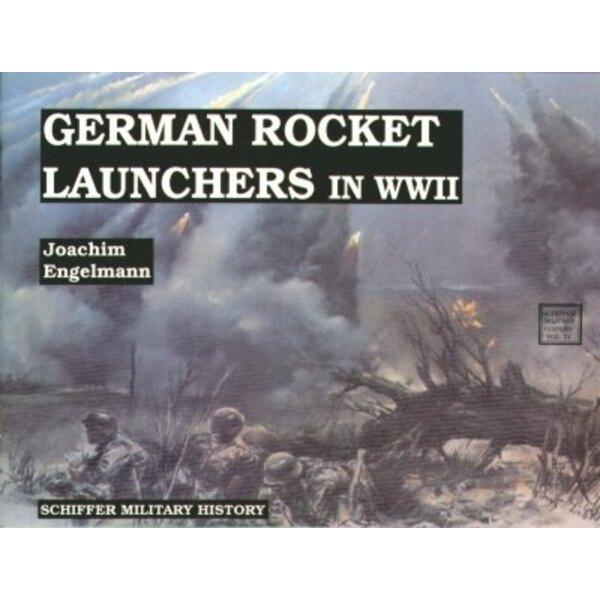 WWII German Rocket Launchers.