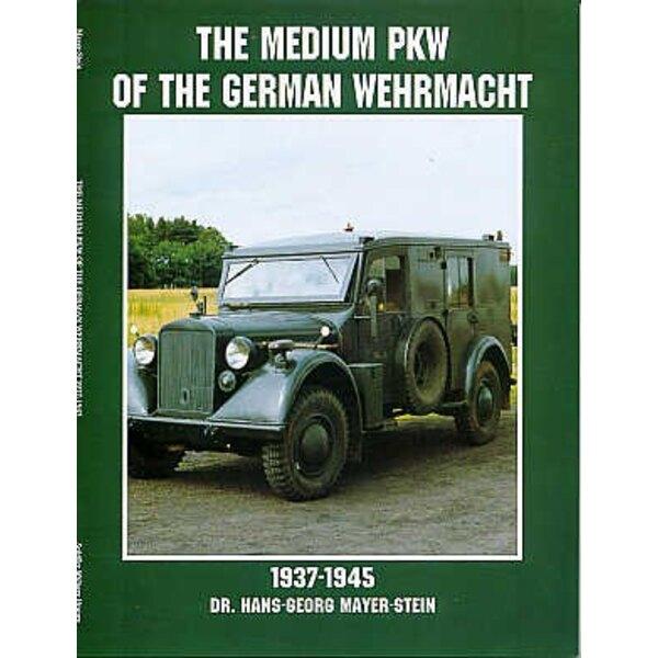 Medium PKW of the German Wehrmacht 1937-1945