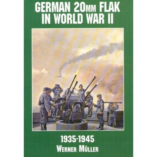 German 20mm FLAK in WWII
