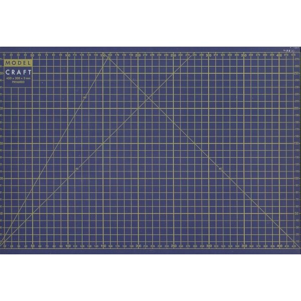 A3 size Cutting Mat 'A' size -- size in millimeters -- approx inches A3 -- 297 x 420 mm -- 11.7 x 16.5 in A4 -- 210 x 297 mm --