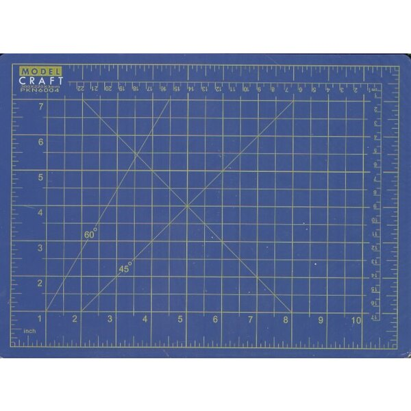 A4 size Cutting mat 'A' size -- size in millimeters -- approx inches A3 -- 297 x 420 mm -- 11.7 x 16.5 in A4 -- 210 x 297 mm --