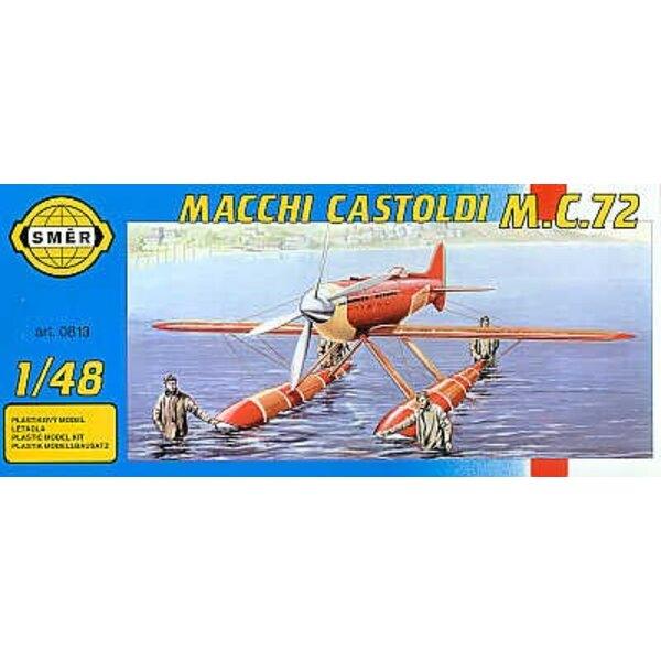 macchi C.72 Bootflugzeug