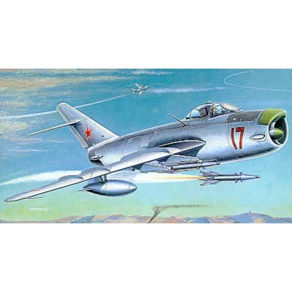 Mikoyan MiG- 17PF/PFU/Lim 6