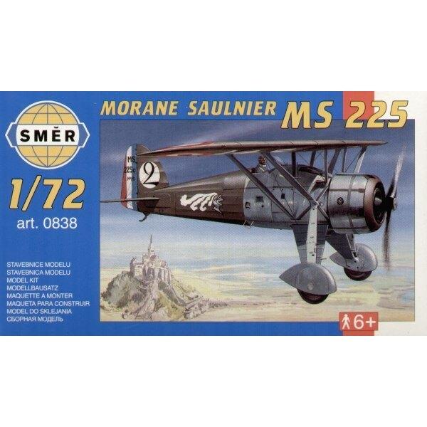 Morane Saulnier MS.2 25