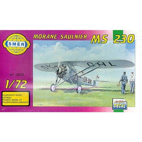 Morane Saulnier MS.2 30