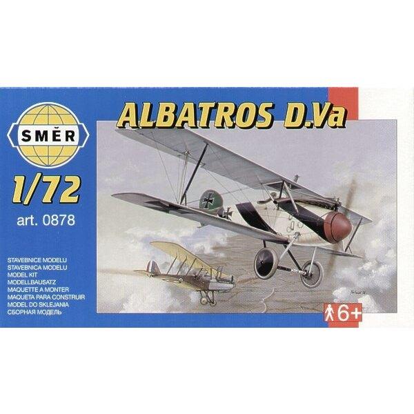 Albatros D.V (ab Eduard?)