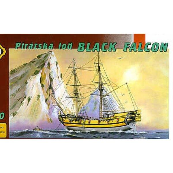 Black Falcon-Piratenschiff