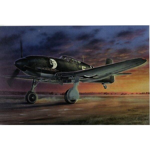 Heinkel He 100D-1 Propaganda Jager Er 113