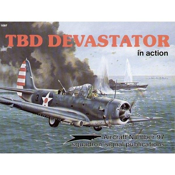Douglas TBD Devastator (In Action Series)