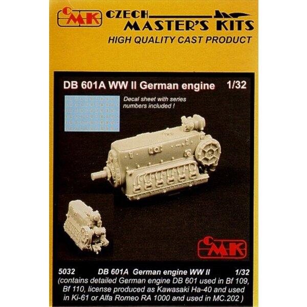 Daimler-Benz DB-601a 2WK-Deutscher-Motor. Enthält detaillierten deutschen Motor-DB-601 verwendet in Messerschmitt Bf 109 Messers