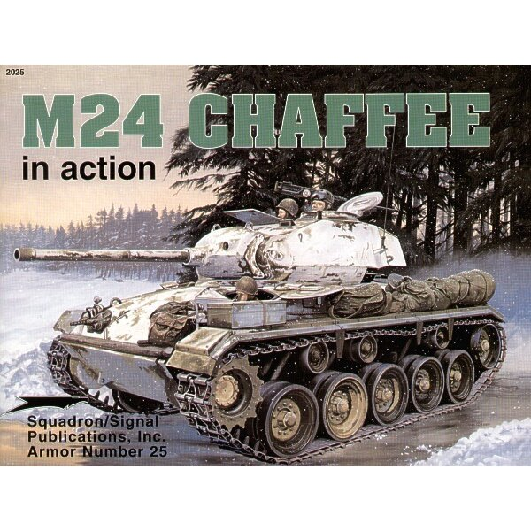 Chaffee Tank (In Action Series)