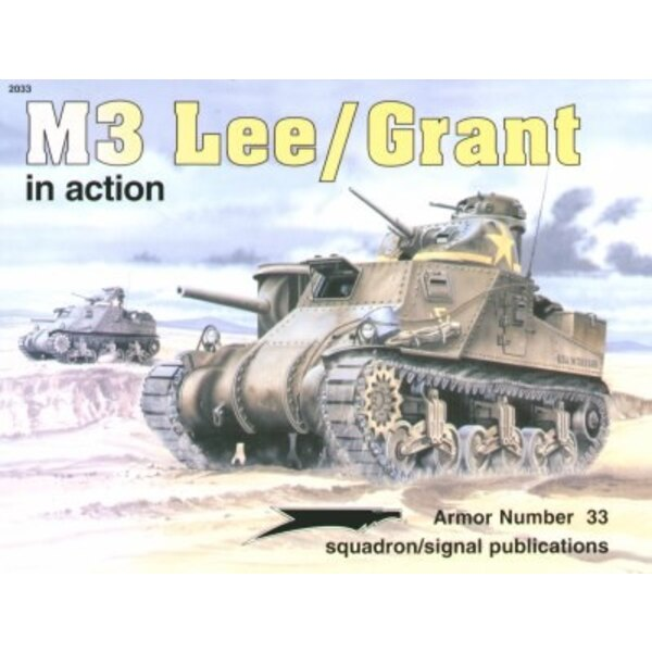 M3 Lee/Grant (In Action Series)