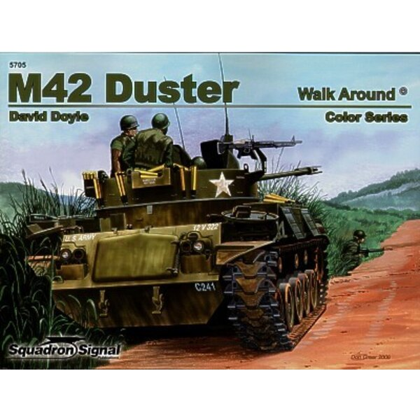 M42 Duster COLOR (Walk Around Series)