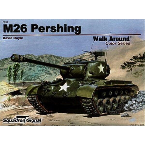 M26 Pershing (Walk Around Series)